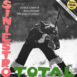 Siniestro-Total---Sexo-Chungo---1983-LVÚ