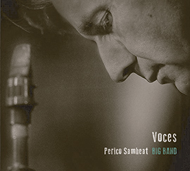 PERICO SAMBEAT BIG BAND. Voces