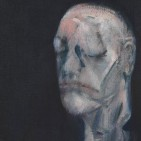 Bacon-Study-for-Portrait-II-(after-the-Life-Mask-of-William-Blake-LVÚ