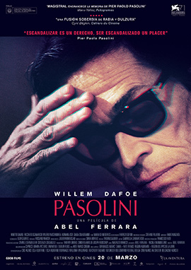 Cartel_PASOLINI-Abel-Ferrara-LVÚ