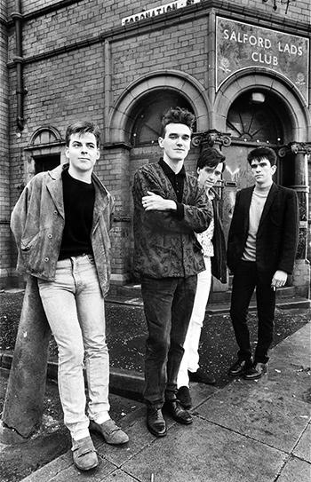 "The Smiths, ""la última gran banda británica clásica"", según Santi Carrillo."