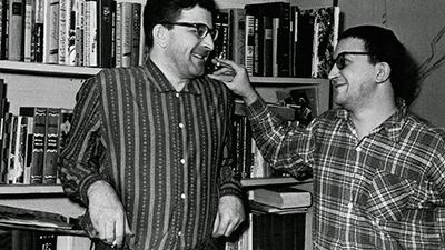 Arkadi y Borís strugatski, hermanos bromistas.