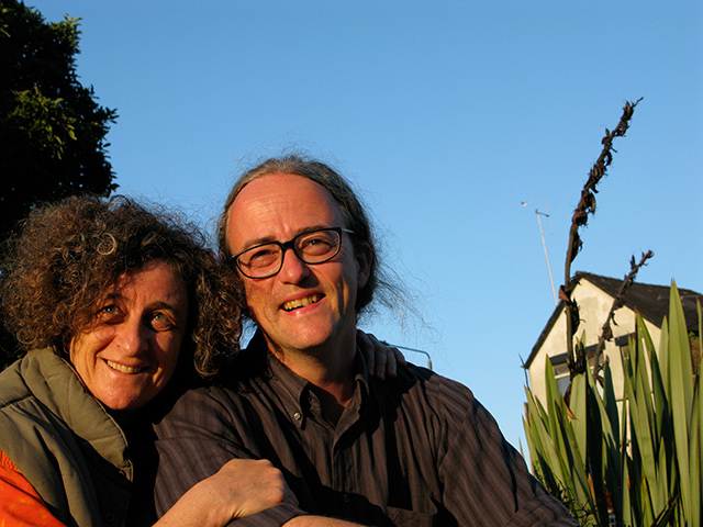 Chefa Alonso y Albert Kaul: improvisan porque son libres, son libres porque improvisan.