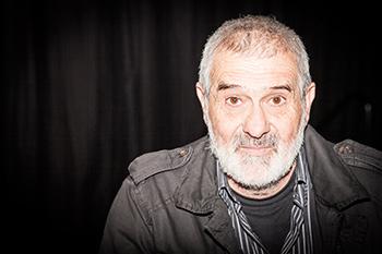 "Santy Ansias, autor de ""ABCpoemas""."