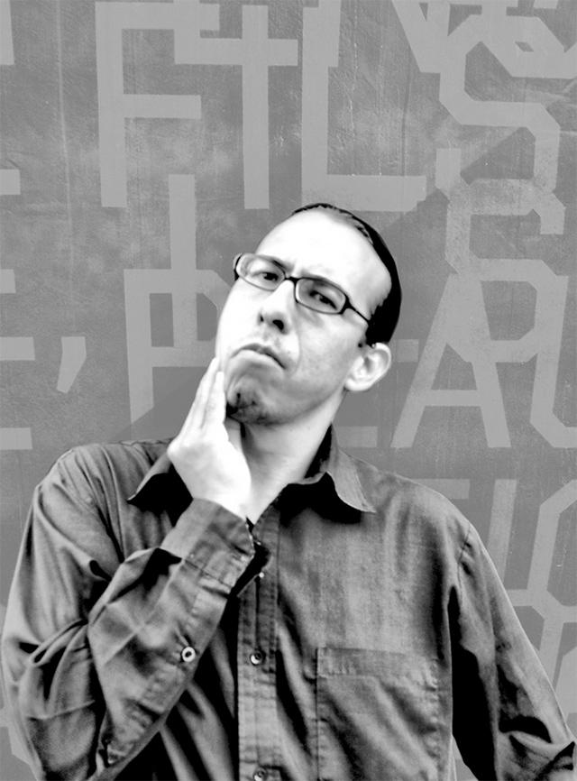 Gerardo Cruz-Grunerth, el fuego que camina con él.