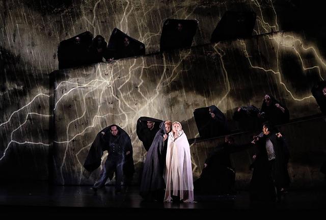 Valladolid foto Heras OTELO en el teatro Calderón