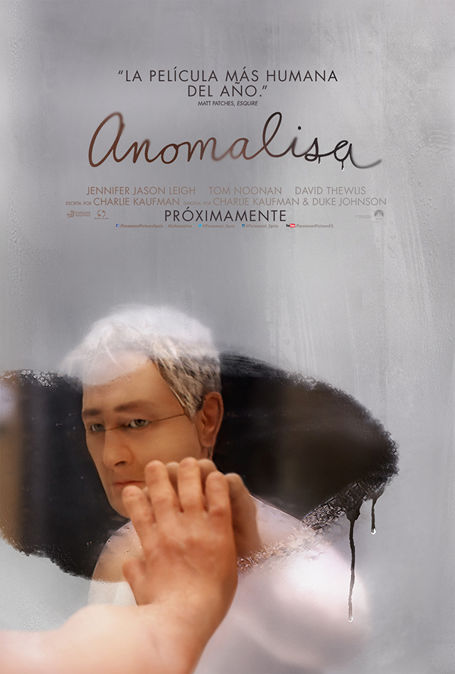 CHARLIE KAUFMAN y DUKE JOHNSON. Anomalisa