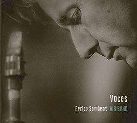 PERICO SAMBEAT BIG BAND. Voces